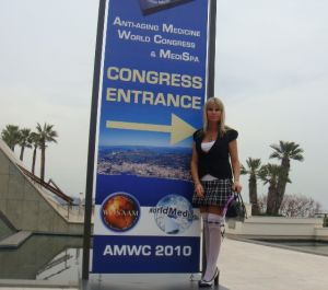 Anti-Aging Medicine World Congress,Monte Carlo 2010
